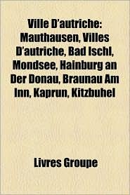 Ville D'Autriche - Livres Groupe (Editor)