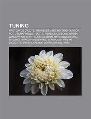 Tuning - Source Wikipedia, Livres Groupe (Editor)