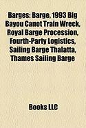 Barges: 1993 Big Bayou Canot Train Wreck