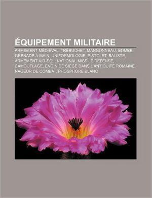 Quipement Militaire