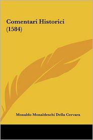 Comentari Historici (1584) - Monaldo Monaldeschi Della Cervara