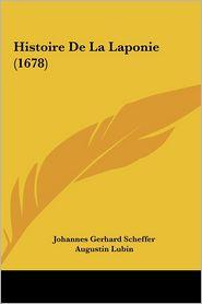 Histoire De La Laponie (1678) - Johannes Gerhard Scheffer, Augustin Lubin