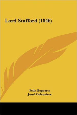 Lord Stafford (1846)