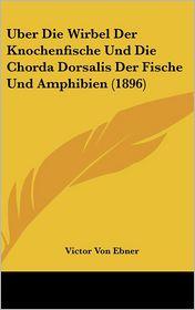 Uber Die Wirbel Der Knochenfische Und Die Chorda Dorsalis Der Fische Und Amphibien (1896) - Victor Von Ebner