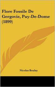 Flore Fossile De Gergovie, Puy-De-Dome (1899) - Nicolas Boulay