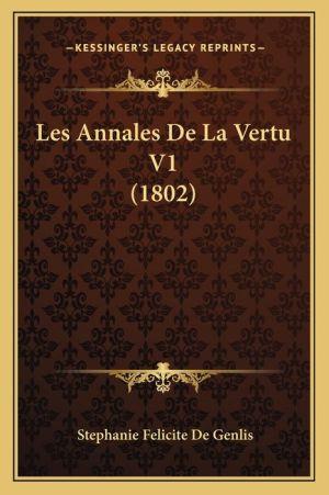 Les Annales De La Vertu V1 (1802)