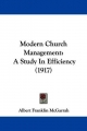 Modern Church Management - Albert Franklin McGarrah