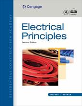 Residential Construction Academy: Electrical Principles - Herman, Stephen L.