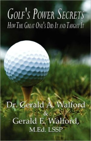Golf's Power Secrets
