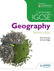 Cambridge IGCSE Geography 2nd Edition - Paul Guinness