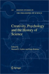 Creativity, Psychology and the History of Science - H.E. Gruber