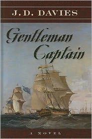 Gentleman Captain - J.D. Davies