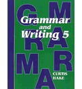 Grammar and Writing 5: Homeschool Kit [With 2 Paperbacks]