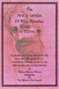 The Acts & Epistles Of Bible Apostles, In Rhyme, ©