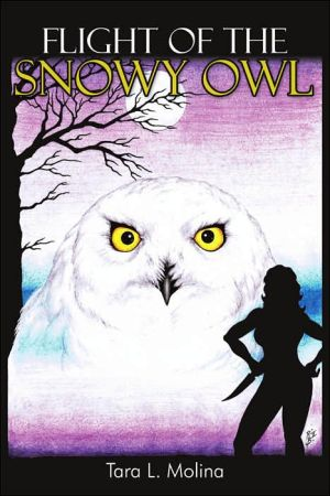 Flight of the Snowy Owl - L. Molina Tara L. Molina