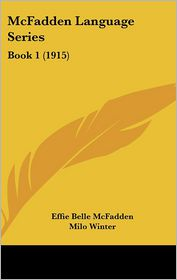 McFadden Language Series: Book 1 (1915)