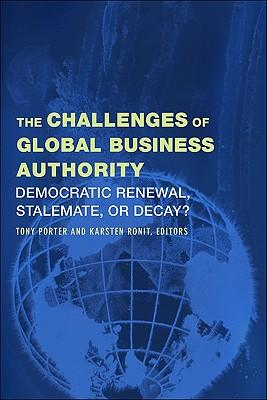 The challenges of global business authority