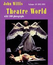 Theatre World 1992-1993, Vol. 49 - Willis, John / Lynch, Tom