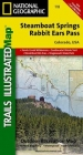 Steamboat Springs/Rabbit Ears Pass - National Geographic Maps