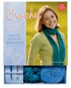 Crochet: Learn to Crochet Six Great Projects [With Yarn, Button, Crochet Hook, Needle, Etc.]