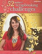 52 More Scrapbooking Challenges