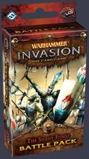 Warhammer Invasion: The Silent Forge Battle Pack - Fantasy Flight Games