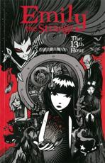 Emily the Strange. The 13th Hour - Dark Horse (author), Rob Reger (author)