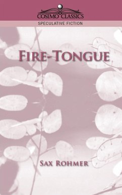 Fire-Tongue - Rohmer, Sax