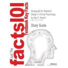 Cram101 Textbook Reviews: Studyguide for Research Design in