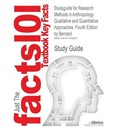 Studyguide for Research Methods in Anthropology - Cram101 Textbook Reviews
