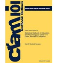 Studyguide for Statistical Methods in Education and Psychology by Glass, ISBN 9780205142125 - Cram101 Textbook Reviews
