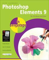 Photoshop Elements 9 in Easy Steps: for Windows and Mac