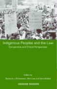 Indigenous Peoples and the Law: Comparative and Critical Perspectives
