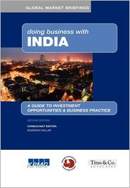 Doing Business with India - Roderick Millar