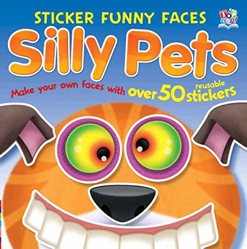 Funny Pets (Sticker Funny Faces)