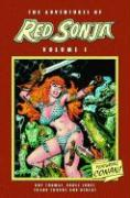 The Adventures of Red Sonja Volume 1