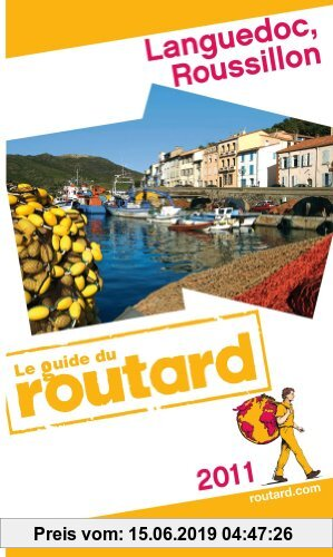 Gebr. - Guide du Routard Languedoc-Roussillon - Edition 2011