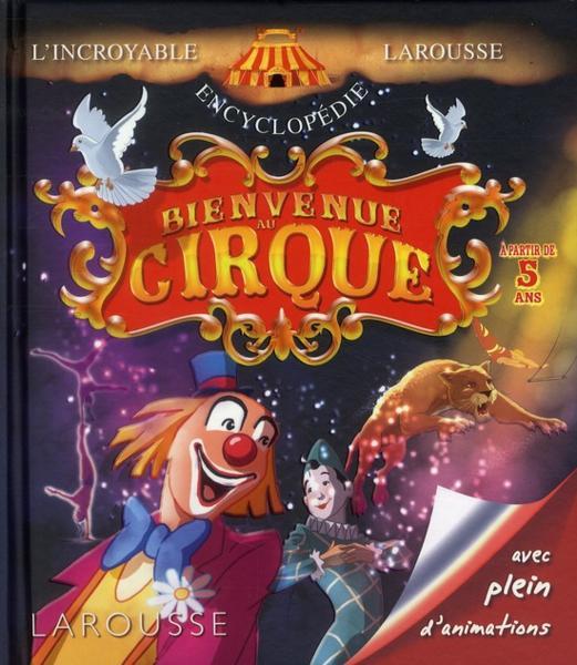 Bienvenue au cirque - Collectif