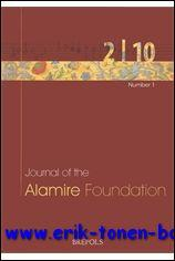 Journal of the Alamire Foundation 2/1 - 2010, - N/A;