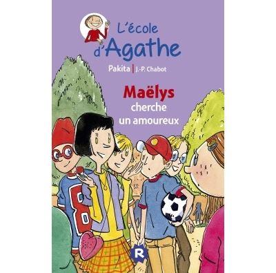 Maelys cherche un amoureux - Rageot