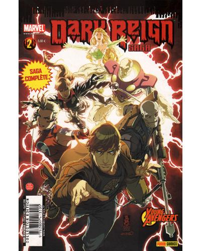 Young avengers - Panini Fascicules Magazines