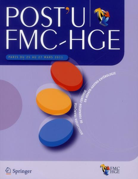 Post'U / Fmc-Hge Paris Du 25 Au 27 Mars 2011 - Levy