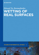 Wetting of Real Surfaces - Edward Yu. Bormashenko
