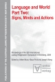 Signs, Minds and Actions - Volker Munz;  Klaus Puhl;  Joseph Wang