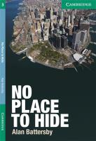 No Place to Hide: Level 3: Lower-Intermediate