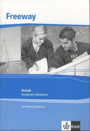 Vocabulary Notebook mit Talking Vocabulary - Piatzer, Sabina