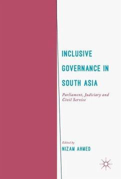 Inclusive Governance in South Asia