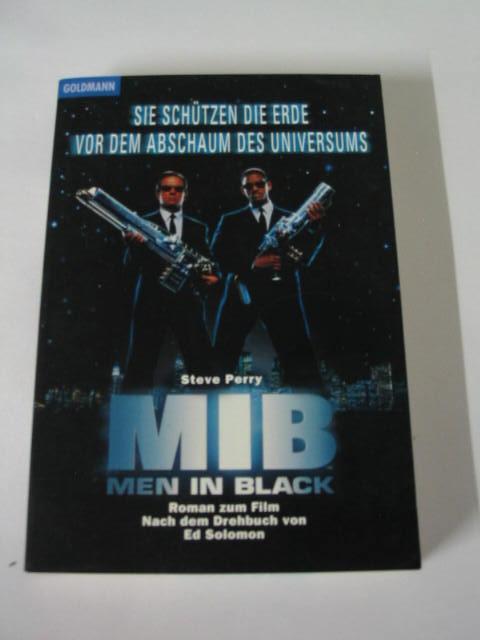 Steve Perry: MIB, Men in Black
