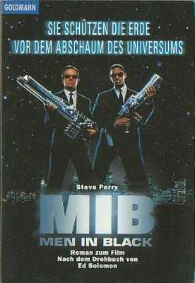 MIB. Men in Black. Roman zum Film. - Perry, Steve