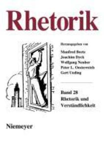 Rhetorik. Band 28 (2009) als eBook Download von